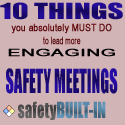 10 things meetings