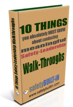 10 things safety-leadership walkthroughs
