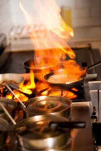 Restaurant kitchens -- a Burning Issue for your health and safety plan