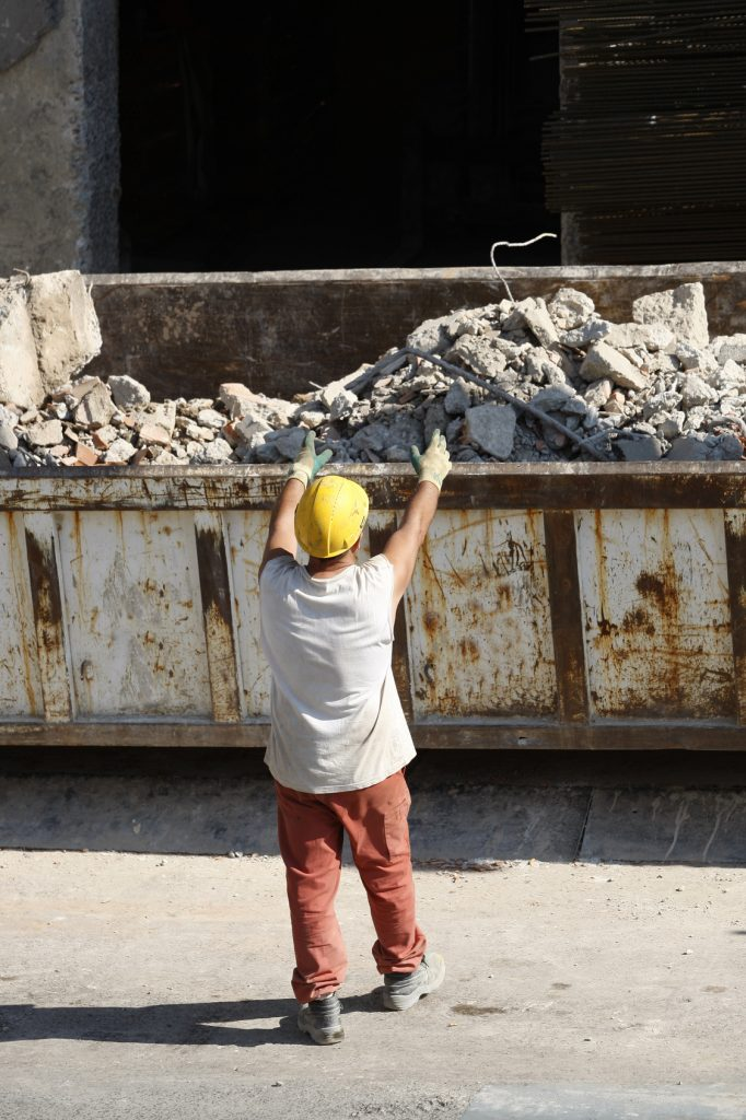 Dirty Little Secrets about Dumpster Safety with a Health and Safety Plan--Call to Action!